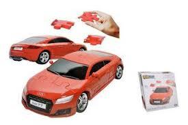 3D пазл <b>Audi</b> TT Coupe Coupe 3D Puzzle Non Assemble - 57122 ...