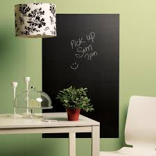 amazoncom wallies wall decals big reusable chalkboard wall