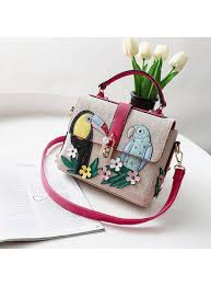 <b>Fashionable</b>/<b>Commuting</b>/Splice Color/Floral/Braided Satchel/Tote ...