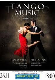 <b>Tango</b> Jazz & <b>Astor Piazzolla</b> / SPIEL DE TROIS - Полтава, 26 ...