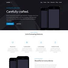 psd one page templates colorlib lucid psd one page templates