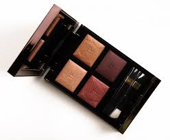 <b>Tom Ford Honeymoon</b> Eyeshadow Quad Review, Photos, Swatches
