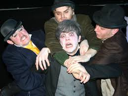 theme of waiting and human condition in samuel beckett s waiting from victoria college s production of waiting for godot lucky the slave gets tackled at the