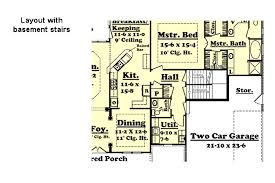 Colonial Style House Plan   Beds   Baths Sq Ft Plan     Colonial Style House Plan   Beds   Baths Sq Ft Plan