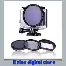 <b>58mm</b> UV CPL Filter for <b>Go Pro Hero</b> 5 Adapter Ring Glasses UV ...