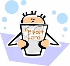 Image result for report cards clipart