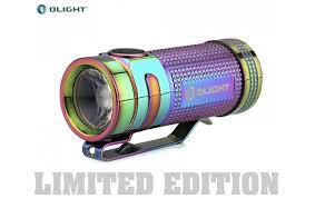 <b>Olight S mini</b> Titanium (CREE XM-L2 T6, 530лм, 110м, CR123A ...