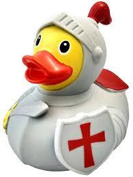 """Игрушка для ванной """"<b>Уточка</b> рыцарь"""" <b>Funny ducks</b> 4110917 в ..."""