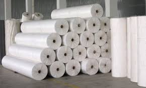 Plain White <b>Non Woven Fabric Roll</b>, Gsm: <b>200</b>-250, Rs 130 ...