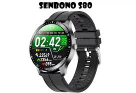 <b>Senbono S80</b> Smartwatch: Pros & Cons + Full Details - Chinese ...