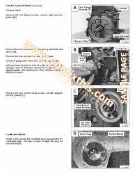 bobcat t190 repair manual compact track loader 531611001 preview