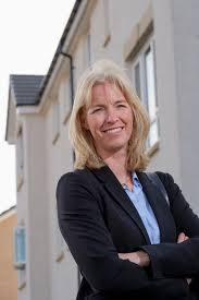 double first for fife based housing charity as it lands miller ann leslie