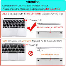 <b>MOSISO</b> MacBook Air 13 inch Case, PU <b>Leather Laptop</b> Sleeve