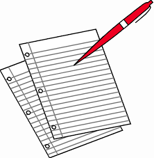 essay paper clipart clipartfest writing on paper clipart