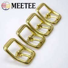 <b>Meetee</b> 13mm 16mm 20mm 25mm <b>Pure</b> Copper Brass Bag ...