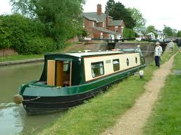 Image result for canal boat images