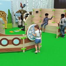 <b>Игровой домик</b>, который вписывается в Вашу организацию | IKC