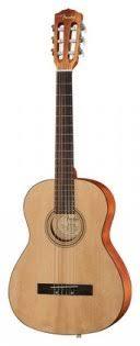 <b>Классическая гитара</b> 3/4 <b>Fender ESC80</b> Educational 3/4 NT купить ...