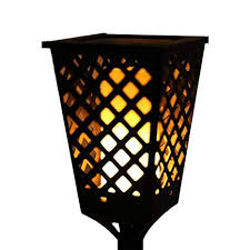 Buy AXAR ENTERPRISE <b>Solar</b> Dancing <b>Flames</b> Tiki Light Tiki ...