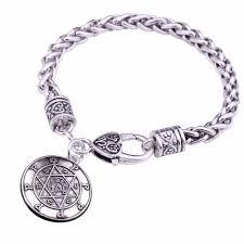 Dawapara <b>Charm Bracelets</b> Jewish Magen Star of David Bracelets ...