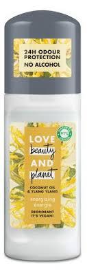 Купить <b>Дезодорант шариковый женский</b> Love Beauty&Planet ...