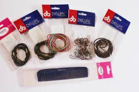 Dewal <b>Beauty</b>: резинки для волос, <b>расчёски</b>, фото обзор