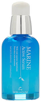 The Skin House Marine <b>Active</b> Serum <b>Сыворотка для лица</b> с ...