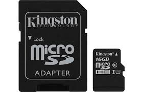 <b>Карта памяти</b> Kingston microSDHC <b>16Gb</b> Class 10 Canvas Select ...