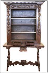 vitrine in spanish furniture style furniture in style