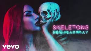 <b>New Years Day</b> - Skeletons (Audio) - YouTube