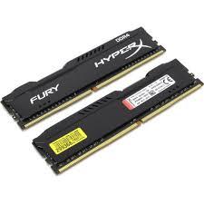 <b>Модуль памяти Kingston HyperX</b> Fury DDR4 DIMM 8 Гб PC4 ...