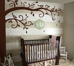nursery wall decals tree