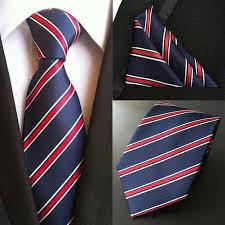 WITH BOX 9CM Real <b>100</b>% NATURAL <b>SILK Tie For Men</b> TIES ...