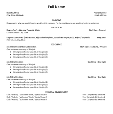 resume template how create job hunting make your kick ass cbs 87 awesome creating a resume in word template
