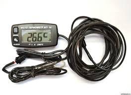Мото <b>термометр</b> МТ-<b>30</b> - Интернет-магазин - Тахометр счетчик