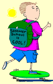 Image result for clipart of  summer academics