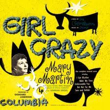 <b>Girl Crazy</b> - Studio Cast Album 1952 | The Official Masterworks ...