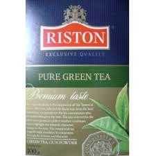 Отзывы о <b>Чай Riston Pure Green Tea</b> листовой