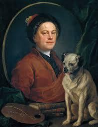 The Painter and his <b>Pug</b> - William Hogarth — Google Arts & Culture