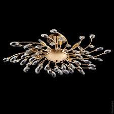 Потолочная золотая <b>люстра Lightstar 791182 ISABELLE</b>