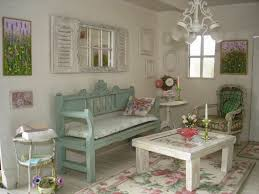 shabby chic living room chic family room decorating