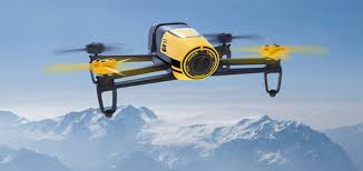 Обзор квадрокоптера <b>Parrot Bebop Drone</b>