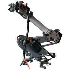 2018 <b>New Arrivals 6DOF Mechanical</b> Robot Full Steel Bearing Arm ...