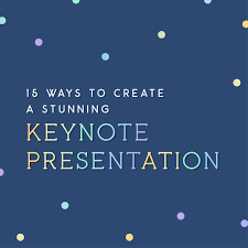 presentation design  keynote presentation thumbnail 01