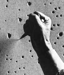 no form can be spatial the origins of lucio fontana s spatial ugo mulas italian 1928 1973