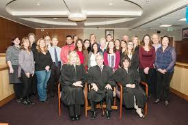 news westminster colorado com the 22 new casa volunteer advocates are pictured behind magistrate jacque russell left chief
