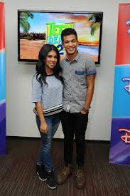 an interview teen beach 2 stars chrissie fit and interview teen beach 2 stars chrissie fit and fisher participate in a mom blogger