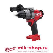 Аккумуляторная дрель-шуруповерт Milwaukee M18 FUEL CDD-0 ...