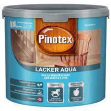 «PINOTEX LACKER AQUA 10 <b>лак</b> на водной основе для <b>мебели</b> и ...