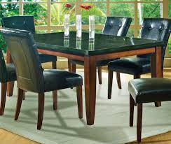 Granite Dining Room Tables Steve Silver Granite Bello 7 Piece 70x42 Dining Room Set